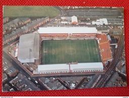 Sunderland Roker Park Stadium Cartolina Stadio Postcard Stadion AK Carte Postale Stade Estadio - Calcio