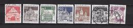 GERMANIA Germany N. 386-391-392-394-397-353-362US 1967