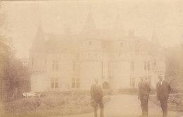 Château De Spontin 1923 (carte-photo Animée)