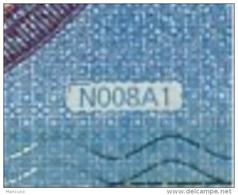 € 20  AUSTRIA  NB N008 A1 FIRST POSITION UNC - EURO