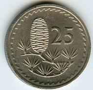 Chypre Cyprus 25 Mils 1980 KM 40 - Chypre
