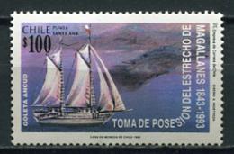 Chile 1993 / Ships MNH Barcos Bateaux Schiffe / Cu3622  32 - Ships