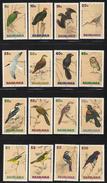 BAHAMAS  1991   BIRDS   SET   MNH - Uccelli