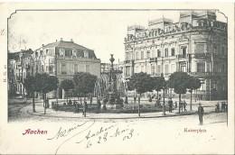Aachen Kaiserplatz - Aachen