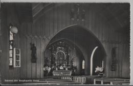 Inneres Der Bergkapelle Stoos - Photo: Globetrotter - SZ Schwyz