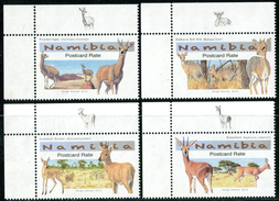 NAMIBIA 2015 Antelopes, Animals, Fauna MNH
