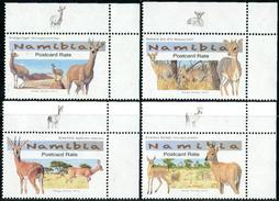 NAMIBIA 2015 Antelopes, Animals, Fauna MNH - Namibia (1990- ...)