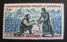 LOT R3586/774 - ANDORRE FRANCAIS - N°167 - Neuf ** - Cote : 18,50 €