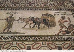 Cyprus, Paphos Mosaic,.. Mint - Chypre