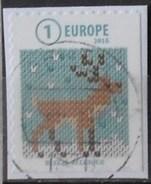 België 2016 Kerstmis - Noël Internationaal (2 Zijden Ongetand)