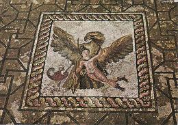 Cyprus, Paphos Mosaic, Eagle, House Of Dionysos,.. Mint - Chypre