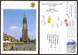Netherlands DELFT Stamp   #22651 - Delft