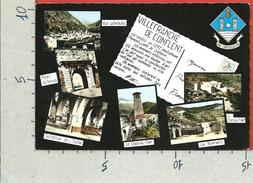 CARTOLINA NV FRANCIA - VILLEFRANCHE DE CONFLENT - Souvenir - Multivue - 10 X 15 - Otros Municipios