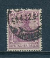 Duitse Rijk/German Empire/Empire Allemand/Deutsche Reich 1920 Mi: 146 Yt: 124 (Gebr/used/obl/o)(2501) - Duitsland