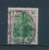 Duitse Rijk/German Empire/Empire Allemand/Deutsche Reich 1920 Mi: 150 Yt: 128 (Gebr/used/obl/o)(2503) - Duitsland