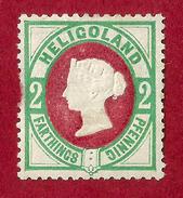 Alemania - Heligoland - 2 Pfennig - 1875 - Helgoland