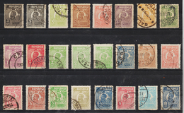 1920/1927  Ferdinand Petit Buste Michel No 264/285 Et Yv No 265...300 - 1918-1948 Ferdinand, Charles II & Michael