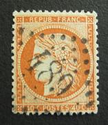 LOT R1631/1513 - CERES Du SIEGE De PARIS N°38 - GC 489 BLAMONT (Meurthe) INDICE 3 - 1870 Siège De Paris