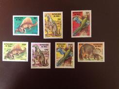 Mali 1984 Prehistoric Animals MNH