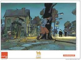 Ex Libris HENNINOT Eric Pour XIII Mystery Van Hamme Dargaud 2010 - Ex-libris