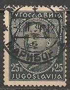 Timbres - Yougoslavie - 1932 - 25 P - N° 210 A - - 1931-1941 Royaume De Yougoslavie