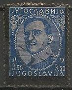Timbres - Yougoslavie - 1934 - 3.5 D - N° 270 - - 1931-1941 Royaume De Yougoslavie