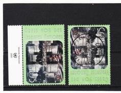 MOO537  UNO WIEN 2005 MICHL 434  Postfrisch Und Gestempelt SIEHE ABBILDUNG - Wien - Internationales Zentrum
