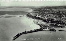 FOLKESTONE - From The Air  - 1962 - Folkestone