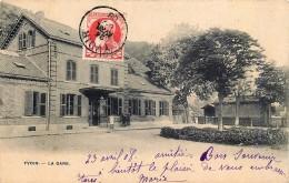 Yvoir - La Gare Extérieure
