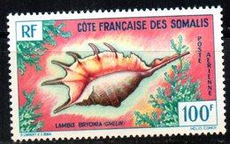 Col 4/ Cote Des Somalis PA N° 32  Neuf XX  MNH  Cote 14,00€ - Neufs