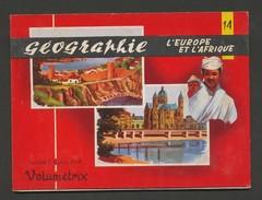 VOLUMETRIX N° 14 - GEOGRAPHIE - L'Europe Et L'Afrique - Livres, BD, Revues
