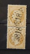 France  N°21 En Paire - GC 3818 - Saint Pierreville - Ardeche