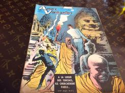 ÂMES VAILLANTES Magazines 1963 Aventure Et à L Ouest Film Les Jeune De L Europe On Choisit Insignes Ford Cortina - Otras Revistas