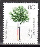 Bund 1988 Mi. 1373 ** Deutscher Entwicklungsdienst (DED) Postfrisch (6734)