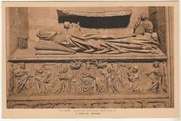 Zamora * Sepulcro Del Doctor Grado * Detalle (Siglo XV) - Zamora