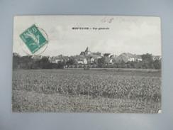 CPA 78 MONTESSON VUE GENERALE - Montesson