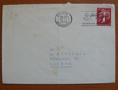 Cover - Envelope - Letter - Sobre De Suiza 1939 - Nuovi