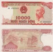 (B0467) VIETNAM, 1993. 10000 Dong. P-115a. UNC - Vietnam