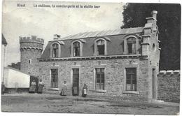 Bioul NA1: Le Château, La Conciergerie Et La Vieille Tour 1911