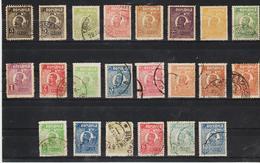 1920/1927  Ferdinand Petit Buste Michel No 264/285 Et Yv No 265...300 - 1918-1948 Ferdinand I., Charles II & Michel