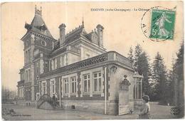 ESSOYES - 10 - Une Vue Du Chateau - LYO87 - - Essoyes
