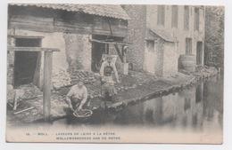 BELGIQUE - MOLL Laveurs De Laine à La Nèthe (voir Descriptif) - Mol