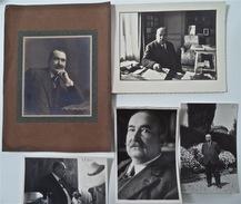 Louis Bertrand, 10 Photos, 1926-1940 - Célébrités