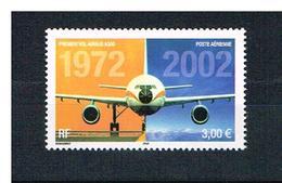 FRANCE - 2002 - N° 65-  POSTE AERIENNE - NEUF** - 30e ANNIVERSAIRE DU 1er VOL DE L'AIRBUS A300 - Y & T -COTE :7,00 Euros