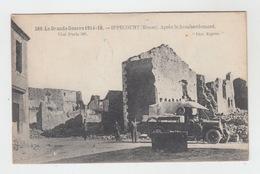 55 - IPPECOURT / APRES LE BOMBARDEMENT - Autres Communes