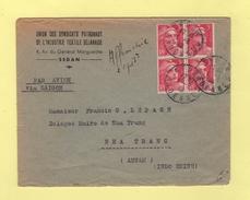Marianne De Gandon - Destination Nha Trang Indochine - Sedan 1-6-1946 - 1921-1960: Moderne