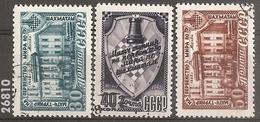 1948 - YT 1264 à 1266 (O) - VC: 3.00 Eur.