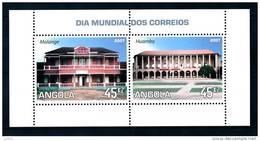 Angola - 2007 -World Post Day