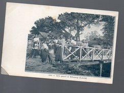 Laos :un Pont à Khong (PPP5112) - Laos