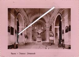 Nuoro -interno Cattedrale    - Veduta - Nuoro